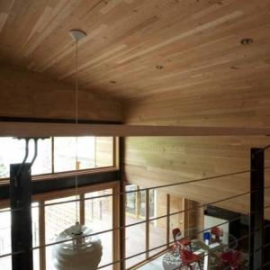 Архитектура палуб и больших окон